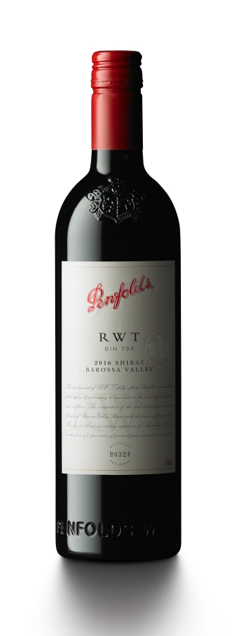 Penfolds Wines RWT Barossa Valley Shiraz 2016
