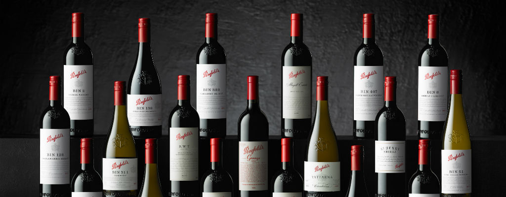 The Penfolds Collection 2018