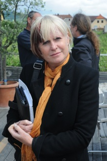 Wine writer Jeni Port