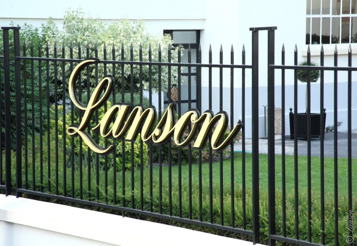 Champagne Lanson is located in the heart of Reims, France