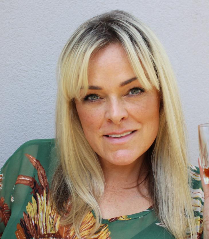 Kathleen Davies of Australian craft spirits distributor Nip of Courage